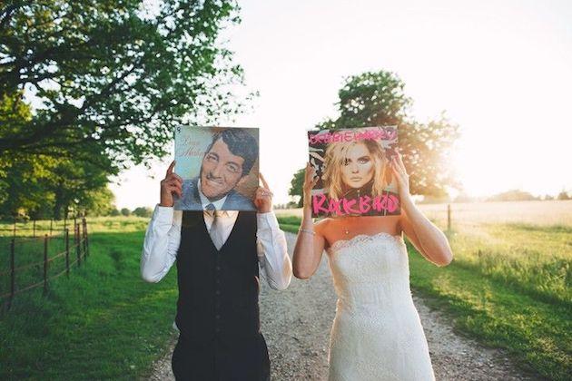 רעיונות מקוריים לחתונה